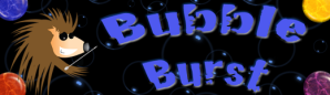 Bubble Burst Logo